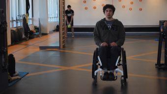 [VIDEO] Guga no se rinde: La rehabilitación de un campeón