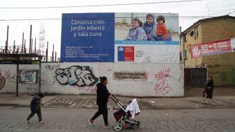 [VIDEO] Jardines infantiles abandonados