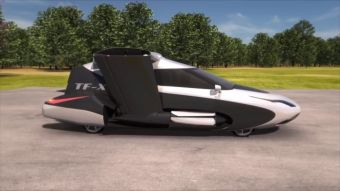 [VIDEO] Salen a la venta autos que vuelan