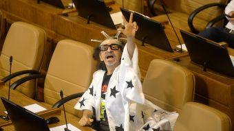 Evo Morales agradece apoyo del diputado Florcita Motuda a la demanda boliviana
