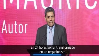 [VIDEO] El desahogo del ex ministro Rojas