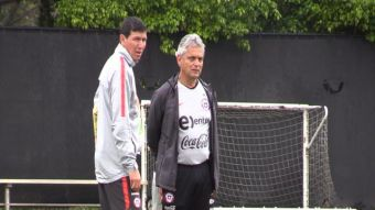 [VIDEO] Reinaldo Rueda deja muchas dudas en el arco de Chile