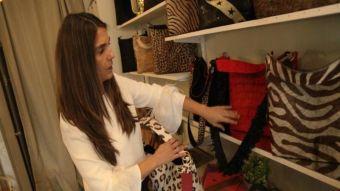 [VIDEO] #ComoLoHizo: Dejó la joyería para diseñar carteras