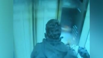 [VIDEO] Denuncian peligrosa caída de ascensor