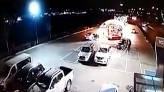 [VIDEO] Roban auto que es único en Chile