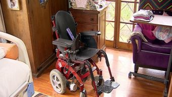 [VIDEO] Dictan orden de embargo por entrega de silla de ruedas