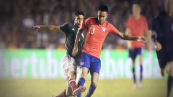 [VIDEO] La Roja: Pulgar arriba para Erick