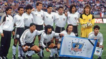 [FOTOS] Japonés ahora sorprende con imágenes de Colo Colo en la Copa Intercontinental