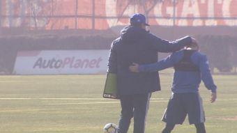 [VIDEO] El castigo que más duele a Kudelka