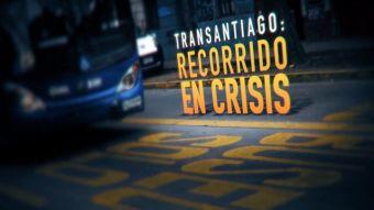 [VIDEO] #ReportajesT13: Transantiago, recorrido en crisis