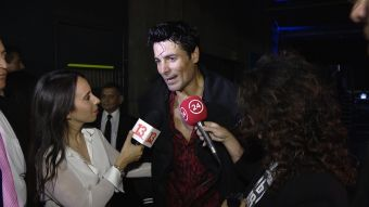 [VIDEO] Chayanne y su histórico récord en Chile