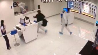 [VIDEO] Cámaras de reconocimiento facial en mall de Las Condes