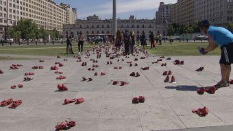 [VIDEO] Arte que lucha contra la violencia a la mujer en Chile