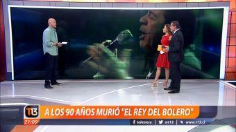 [VIDEO] Los clásicos y el estilo magnético que hizo único a Lucho Gatica