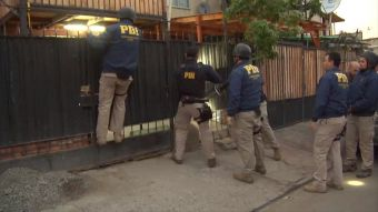 [VIDEO] Formalizan a acusados de asesinar a Aldo Caiozzi