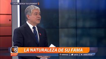 [VIDEO] Iván Valenzuela comenta la huella que dejó Lucho Gatica