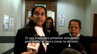 [VIDEO] El fin del caso: Chilenos en Malasia son condenados a dos años de cárcel