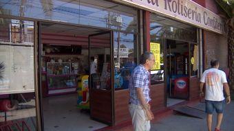 [VIDEO] Comerciantes enfrentan a delincuentes en Lampa