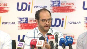 [VIDEO] UDI aplaza elección de nueva directiva