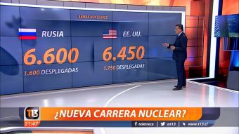 [VIDEO] ¿Nueva carrera nuclear?