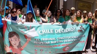 [VIDEO] Oposición arremete contra fallo del TC por objeción de conciencia