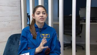 [VIDEO] La primera mujer que pisaría Marte