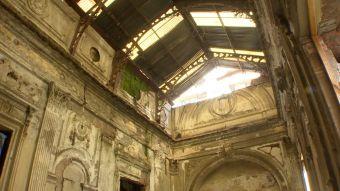 [VIDEO] La renovación del palacio Pereira