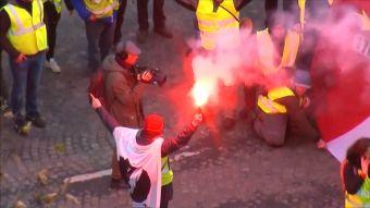 [VIDEO] Las desesperadas medidas de Macron ante protestas de los chalecos amarillos