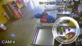 [VIDEO] El caso del ladrón que asaltaba durante su salida dominical