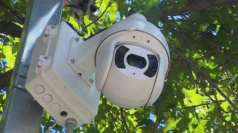 [VIDEO] La Reina implementa cámaras y alumbrado inteligente contra delincuentes