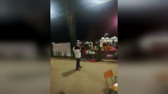 [VIDEO] Denuncian disparos con fusil en velorio de Quilicura