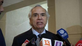 [VIDEO] Ministro Chadwick declaró por caso Catrillanca