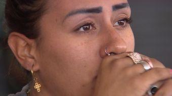 [VIDEO] Prestan ayuda a colombiana embarazada que estaba en la calle