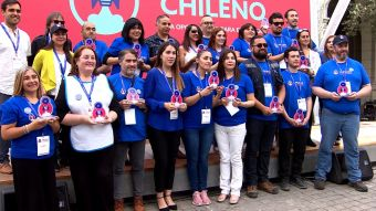 [VIDEO] Premian a emprendedores chilenos