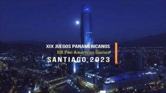 [VIDEO] Santiago se prepara para los Juegos Panamericanos 2023