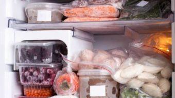Los alimentos que nunca deberías congelar en el freezer