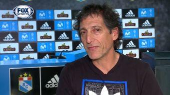 [VIDEO] El jueves Salas asume en Colo Colo