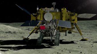 [VIDEO] Las imágenes de la cara oculta de la Luna
