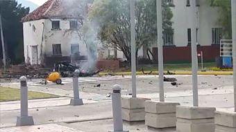 [VIDEO] ¿Quiénes están detrás del atentado en Colombia?