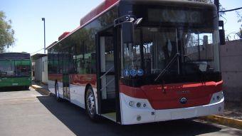 [VIDEO] 100 buses eléctricos más para Transantiago