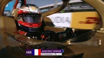 [VIDEO] Estrategia y adrenalina: Imperdible secuencia desde los monoplazas en el E-Prix Marrakech