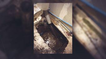[VIDEO] Frustran fuga de condenado por bombazo