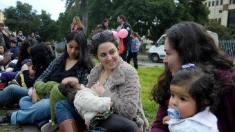 Senado aprueba proyecto de libre ejercicio de la lactancia materna y queda listo para ser ley