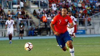[VIDEO] ¡Gol de Chile! Iván Morales abre la cuenta ante Brasil