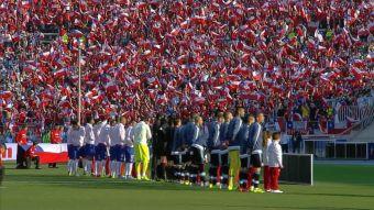 [VIDEO] ¿Cómo sería un mundial en Chile?