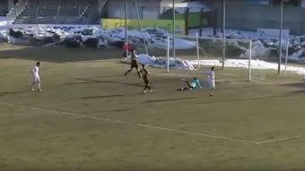 f41daa24ce6ee  VIDEO  Equipo profesional italiano pierde 20-0 tras jugar con seis  juveniles y el masajista