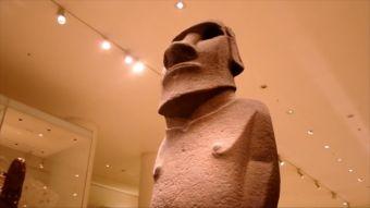 [VIDEO] Moai Rangi Tea vuelve a casa