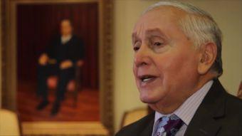 [VIDEO] Obispo Durán desafía a la Fiscalía