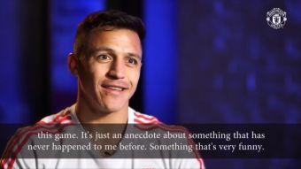 [VIDEO] La anécdota de Alexis en Champions
