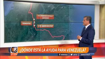 [VIDEO] ¿Dónde está la ayuda para Venezuela?